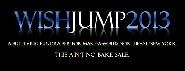 Wish Jump 2013 - bake sale